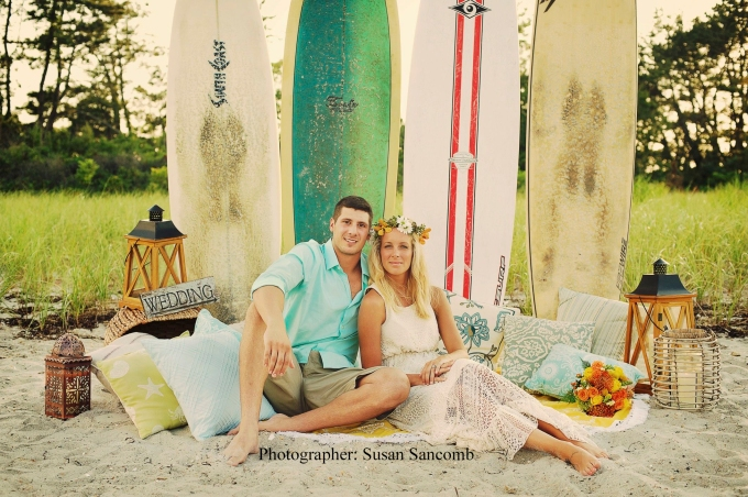 Wedding Wednesdays: Sweet South County, RI Destination Weddings