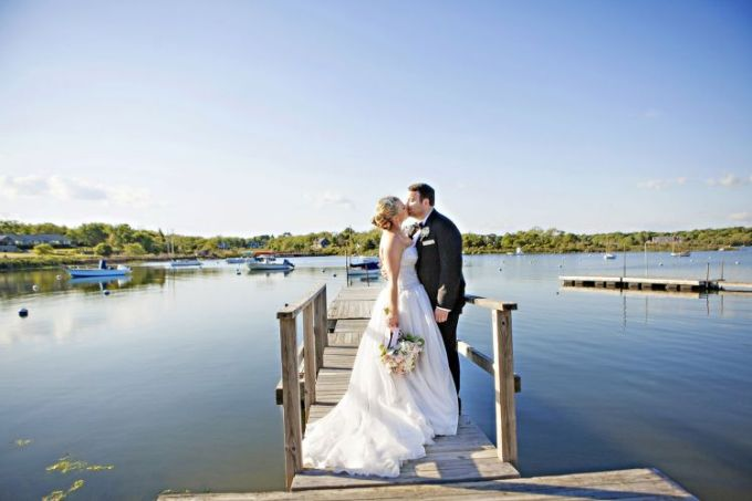 Wedding Wednesday: Royal Wedding Inspiration in South County, RI
